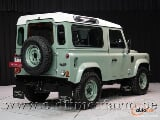 Photo Land Rover Defender 90 Td4 2015 CH0319
