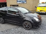 Photo Citroen C2 occasion Noir 157000 Km 2005 2.500 eur
