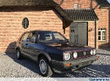 Photo VW Golf II 1300i-Prem Propr-Originl-Trés...