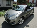 Photo Peugeot 207 1.6i cabriolet. 88 kw. 108000 KM