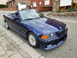 Photo Bmw e36 325i cabriolet