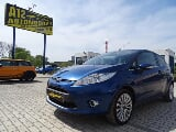 Photo Ford Fiesta occasion Bleu 203195 Km 2009 2.950 eur