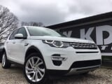 Photo Land rover discovery sport diesel 2015
