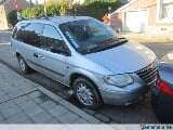 Photo Chrysler grand voyager 2800 cc utilitaire