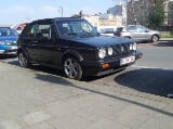 Photo Golf 1 cabrio 1.8 injection sans conformité