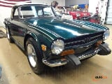 Photo Triumph TR 6 1974