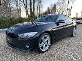 Photo BMW 420 occasion Noir 79000 Km 2016 22.950 eur