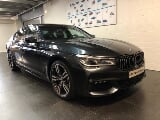 Photo BMW Serie 7 740 Hybride M-pack