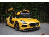 Photo Mercedes-benz sls amg coupé black series