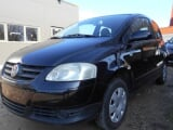Photo Volkswagen fox essence 2007