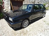 Photo Vw golf rallye g60 4x4