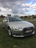 Photo Audi A4 Avant TDI 2.0 Ultra Sport