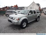 Photo Nissan Navara 2.5 Di 4x4 king-cab pick-up