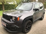 Photo Jeep Renegade Downtown