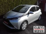 Photo Toyota aygo x-play+x-fresh+navi