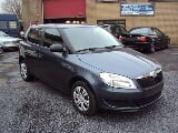 Photo Skoda Fabia 1.2 CR TDi Ambiente DPF