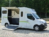 Photo Camion Chevaux Ecostar 5 Places RENAULT MASTER...