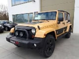 Photo Jeep Wrangler 2.8 CRD Sahara UNLIMITED...