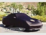 Photo Porsche 996 Turbo Black Car Cover /...