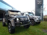 Photo Mercedes-Benz G 500 4x4² - 4.0V8 - BI TURBO,...