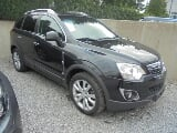 Photo Opel Antara occasion Noir 72527 Km 2015 14.850 eur
