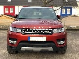 Photo Range rover sport autobiographie dynamic