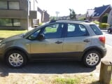 Photo Fiat sedici diesel 2008