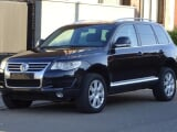 Photo Volkswagen touareg diesel 2008