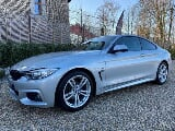 Photo BMW 420 occasion Gris 44000 Km 2015 23.950 eur