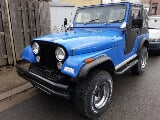 Photo Jeep cj 5 1982