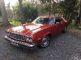 Photo Oldtimer Ford Gran Torino 1973