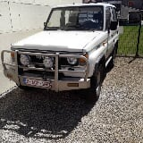 Photo A vendre toyota landcruiser