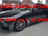 Photo BMW 520 dA xdrive M sport 19' schuifdak leder...