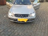Photo Mercedes CLK full option