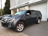 Photo Isuzu D-Max Utilitaire 5 places - hard top -...