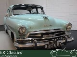 Photo Chrysler Windsor Deluxe 1954 Berline