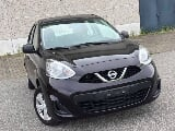 Photo Nissan micra 1.2i visia...