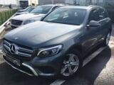 Photo Mercedes-benz glc 220 d 4matic diesel 2015