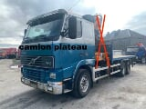 Photo Camion plateau volvo FH12/340