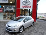 Photo Toyota Auris occasion Gris 126842 Km 2010 7.900...