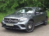 Photo Mercedes-Benz GLC 250 d 4M Coupé Pack AMG *pano