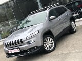 Photo Jeep Cherokee 2.0 4WD Limited Toit Pano Full