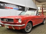 Photo Ford mustang essence 1966