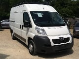 Photo Peugeot Boxer occasion Blanc 154000 Km 2009...