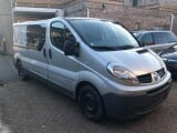 Photo Renault trafic diesel 2010