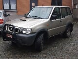 Photo Nissan Terrano II