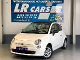Photo Fiat 500C occasion Blanc 83590 Km 2012 5.999 eur