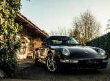 Photo Porsche 993 * 4s / manual sunroof full history