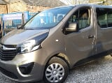 Photo Opel vivaro double cabine 6 places*etat...