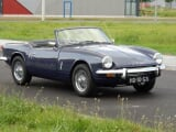 Photo TRIUMPH Spitfire Essence 1967